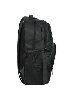Waddell Çok Amaçlı Ve Laptop Bölmeli Siyah Ortopedik Sırt Çantası Bckpck Cod:736
